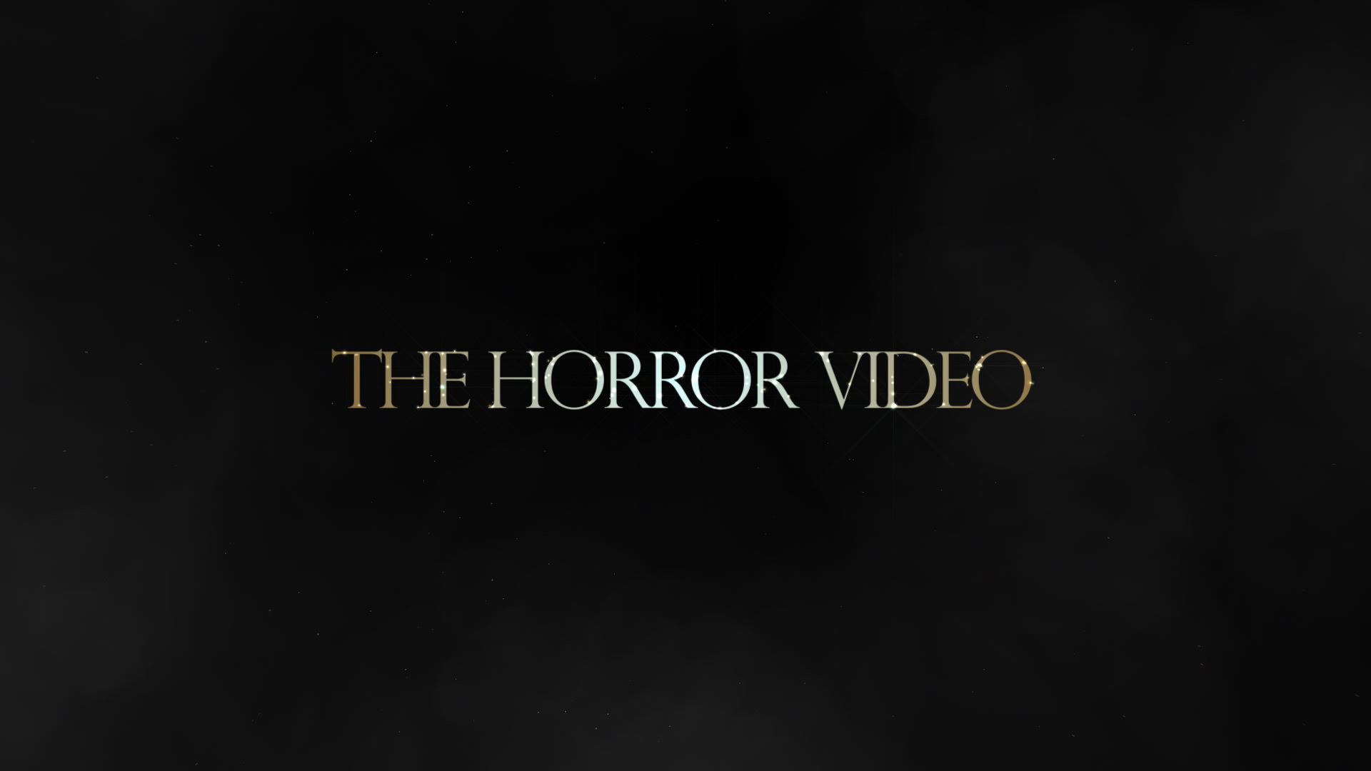 THE HORROR VIDEO ep.1