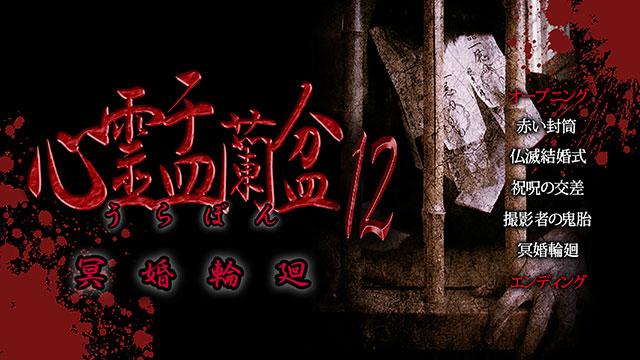 心霊盂蘭盆12 ~冥婚輪廻~